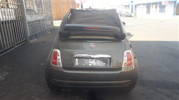 Fiat 500 stripping for spares