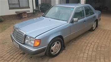 1991 Mercedes Benz 300E