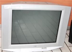 S034657A Sony 74cm colour tv with remote #Rosettenvillepawnshop