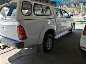 2006 Toyota Hilux double cab HILUX 2.8 GD 6 RAIDER 4X4 P/U D/C
