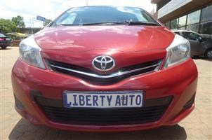 2013 Toyota Yaris 1.0 T1 5 door