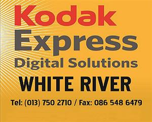 Kodak Express Digital Solutions Whiteriver