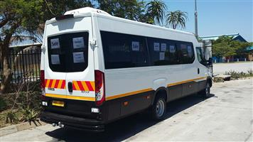 IVECO Daily Bus  22+1 seats