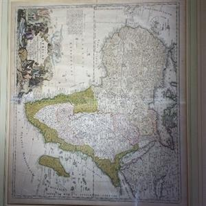 Antique Maps Old Map Africa Antiques Atlas