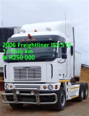 2006 Freightliner ISX 515