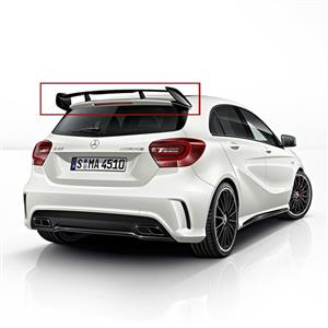Mercedes A45 AMG Edition 1 Boot Spoiler - Gloss Black
