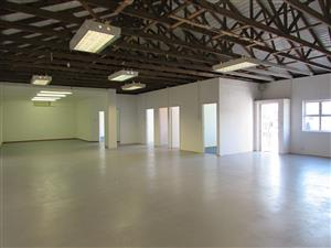 MONTAGUE GARDENS: 200m2 Multi-purpose Unit To Let