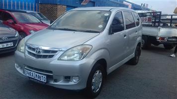 2007 Toyota Avanza 1.3 SX