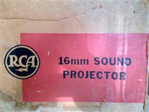 16mm RCA Projector