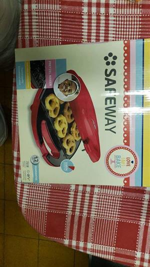 Safeway pretzel maker ( nuut)