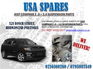 JEEP COMPASS 2.0 2.4 SUSPENSION PARTS FOR SALE