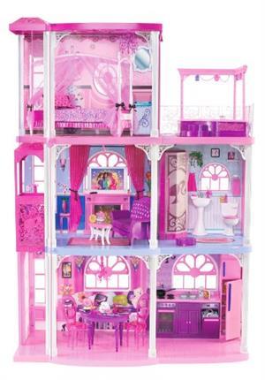 Original collectable Mattel barbie playsets..
