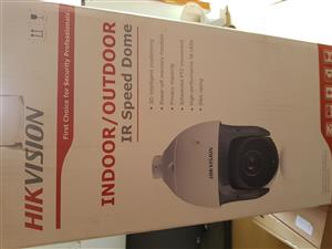 PTZ Speed Dome Cameras Hikvision IP