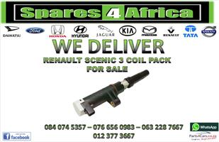 RENAULT SCENIC 3 COIL PACK FOR SALE