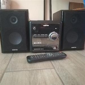 Sinotec stereo for sale