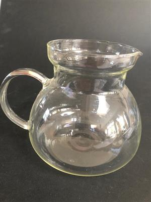 Glass tea pot - priced to clear