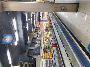 48ft jumbo island freezer