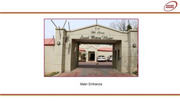 Furnished office space to rent