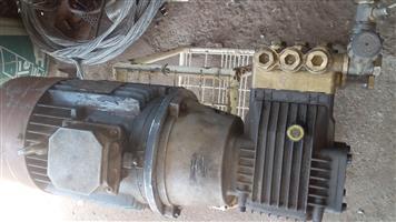 380 volt High pressure