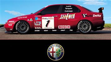 2003 Alfa Romeo 156 3.2 V6 GTA