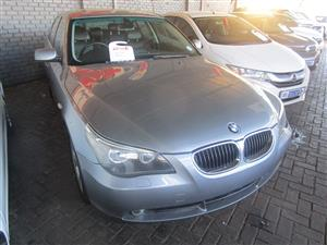2005 BMW 5 Series 530d