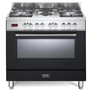 A brand new 90cm Elba freestanding gas stove