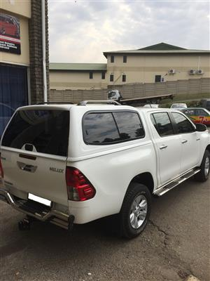 2016 Toyota Hilux double cab HILUX 2.8 GD 6 RB RAIDER P/U D/C