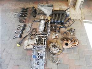 RENAULT MEGANE 3 2011 MODEL K4M 1.6-16V MOTOR SPARES