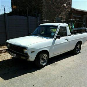 1990 Nissan 1400 Champ