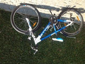 Kids bike, 24 Zoll, Tubeless tires, German brand: Bulls