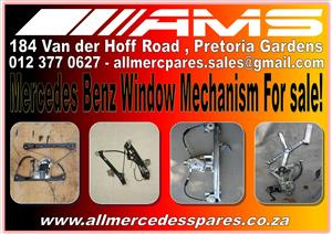 Mercedes BEnz Window mech for sale