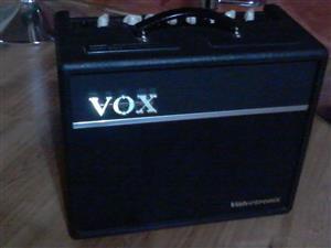 VOX VT 20+ amplifier