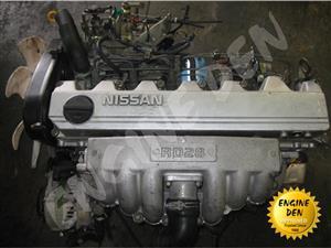 NISSAN 2.8N DIESEL RD28 USED ENGINE - P.O.A