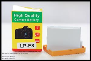 LP-E8 Battery for Canon