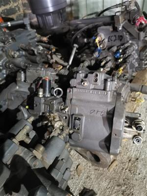 Kawasaki main pumps for. Komatsu. Bell. Volvo. Dossan