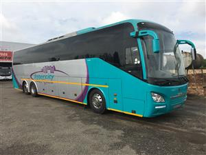 2012 SCANIA K380 HIGER BODY LUXURY COACH (48 SEATER)
