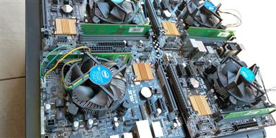 ASUS H110M-R LGA1151 combo Motherboard on special