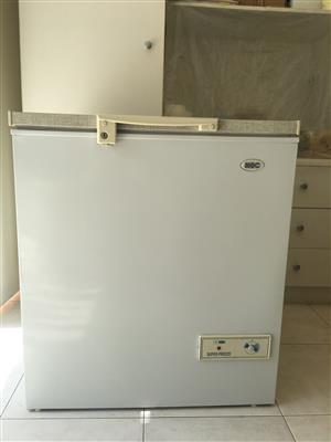 KIC 212L freezer for sale.  R1600.00