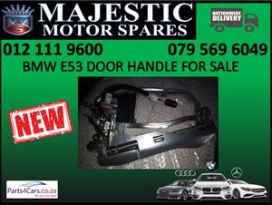 Bmw E53 door handle for sale