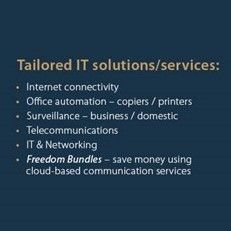 tailored internet services