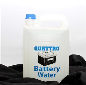Quattro Battery Water 5L