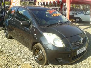 2007 Toyota Yaris 1.0 3 door T1 (aircon+CD)