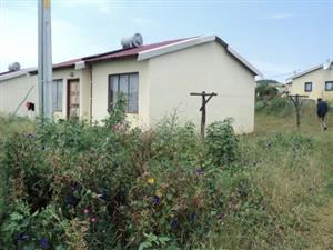 House for sale in Motsoaledi,Soweto