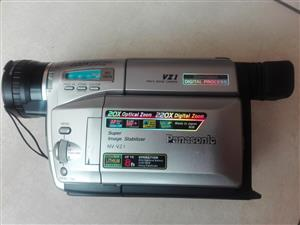 VHS Video Camera Panasonic VZ1