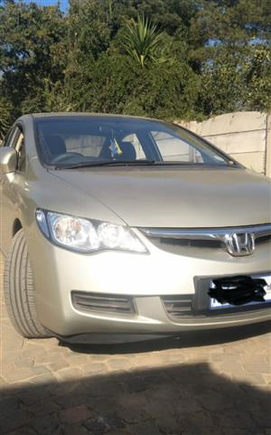 2008 Honda Civic sedan 1.8 EXi