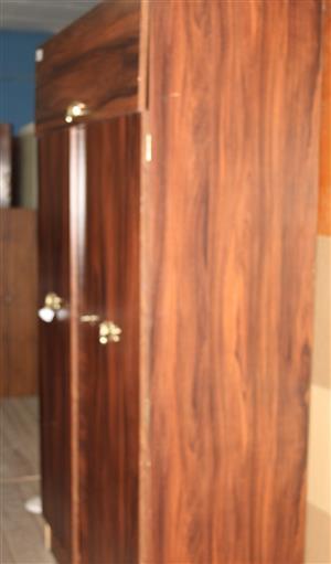 2 door wardrobe S031459B #Rosettenvillepawnshop