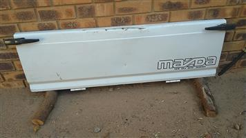 Mazda tail gate