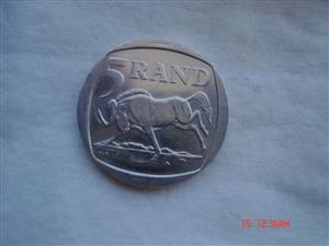 Nelson Mandela coins for sale