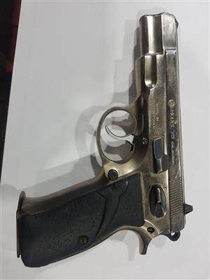 Cz75 firearm