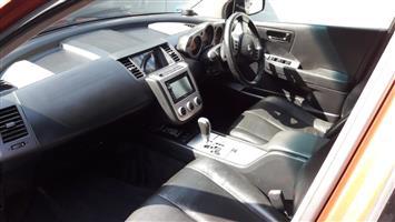 2005 Nissan Murano 3.5